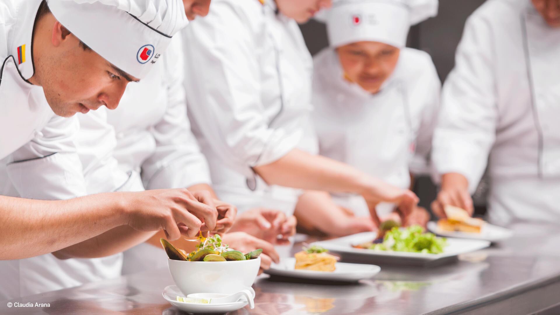 Gastronomia quieres estudiar for Donde estudiar cocina